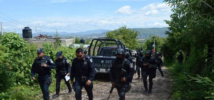 Μεξικό: ανακαλύψθηκε ομαδικός τάφος