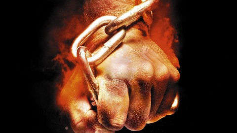 hand-fist-chain-fire-flame